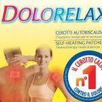 Dolorelax® patch autoriscaldanti multifunzione